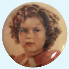 Shirley Temple Pin