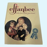 Effanbee Dolls That Touch Your Heart Book