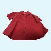 Madame Alexander Kelly Hot Pink Orlon Coat