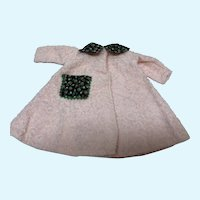Madame Alexander Madelaine Pink Terry Cloth Cover Up