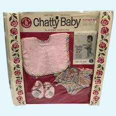 MIP Chatty Baby Playsuit Set