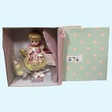 MIB Madame Alexander Chick-A-Dee Doll