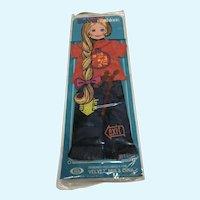 MIP Dandy Denims Outfit for Velvet Doll