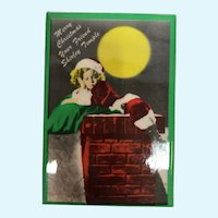 Shirley Temple Merry Christmas Mirror