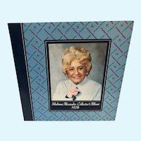 Madame Alexander Collector's Album 1978