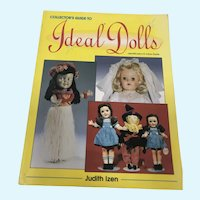 Collectors Guide to Ideal Dolls by Judith Izen