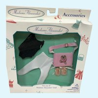 MIB Madame Alexander Accessories for 8 Inch Doll