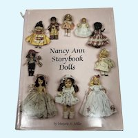 Nancy Ann Storybook Dolls Book by Marjorie A. Miller