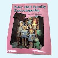 Patsy Doll Family Encyclopedia Volume 1