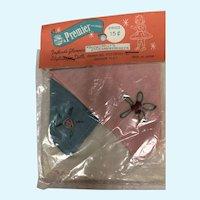MIP 3 Dolly's Handkerchiefs by Premier