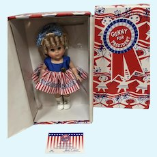 MIB Ginny for President The Land I Love Doll