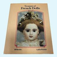 Treasury of French Dolls Album 1 by Lydia Richter