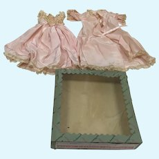 MIB Madame Alexander Lissy Pink Robe and Night Gown