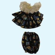 Vintage Ginny Merry Moppets School Dress