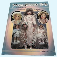 Modern Collectible Dolls Identification & Value Guide Volume II