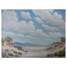 California Desert Dunes - Roger Scott
