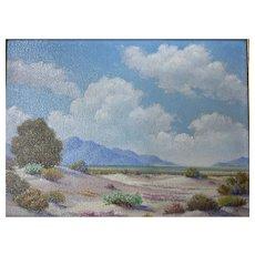 California Desert / Mountains  - Roger Scott