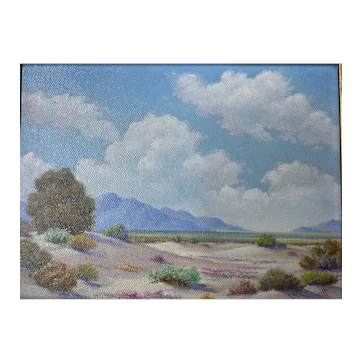 California Desert / Mountains  - Roger Scott
