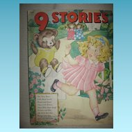 Adorable 1940s Childs Book Black Sambo Goldilocks Kittens