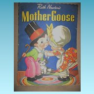 Ruth Newton Illustrated Mother Goose Book for Kids