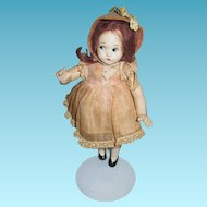 "MME Alexander 7"" Tiny Betty Doll 1930s Composition"