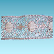 Delicate Old Ecru Lace 5+ Yards