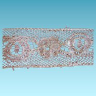 3 Yards Open Weave Lace