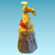 Easter Bunny Rabbit Salesman Sample Toy Germany