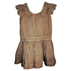 Summer Time Pristine Childs Early Farm Dress