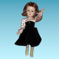 1950s Madam Alexander Babs Skater Doll