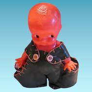 Irwin Kewpie Milkman Doll