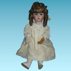 German Schoenau & Hoffmeister Child Face Doll