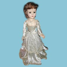 1950s American Character Sweet Sue Walker Bride Doll