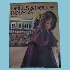 Dolls & Dollhouses Vintage Collector's Book by Roger Baker