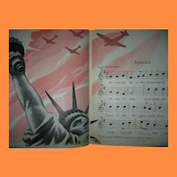 New Music Horizons Vintage Childrens Book with Great Illustrations