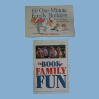 2  Books on Family Fun for Times Such As These
