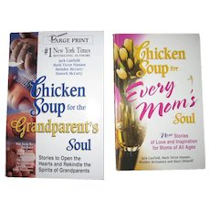 2 Chicken Soup for the Soul Books for Moms and Grandparents