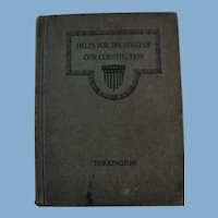 1920s Book to Help Kids Understand the Constitution