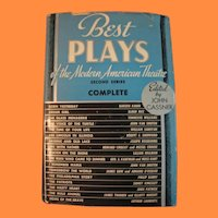 Best Plays of the Modern American Theatre