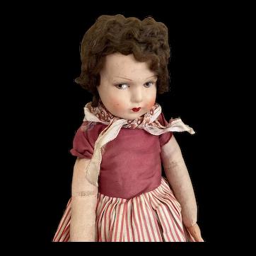 Wonderful French doll, look a like Lenci