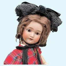 Adorable German doll by Franz Schmidt