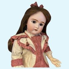 Sweet Childlike Handwerck 109 DEP Doll