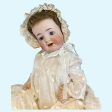 A sweetheart! Simon & Halbig 156 Character Baby Toddler Body ( A.H.W) Adolf Hulss Waltershausen