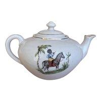 Porcelain children/ doll tea set, tea service in original box
