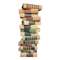 Set of 14 Vintage Books Reader's Digest 50s 60s Decorative Covers