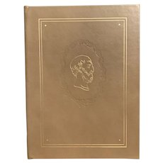 "1982 Leather Bound ""The Aphorisms of Hippocrates"" by Thomas Coar Classics of Medicine Library"