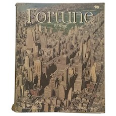July 1939 FORTUNE MAGAZINE Tons of Advertisements Oil Cars Great Cover Art War