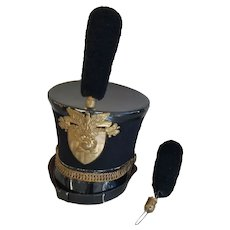 West Point Cadet Parade Helmet