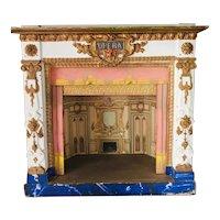Rare Antique French Guignol Theatre - Late 19th Century