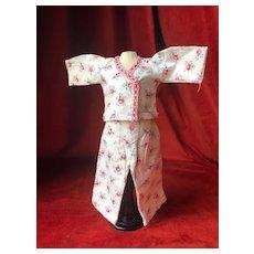 """GL """"Bonsoir"""" pajama for Bleuette doll winter 1949/50"""